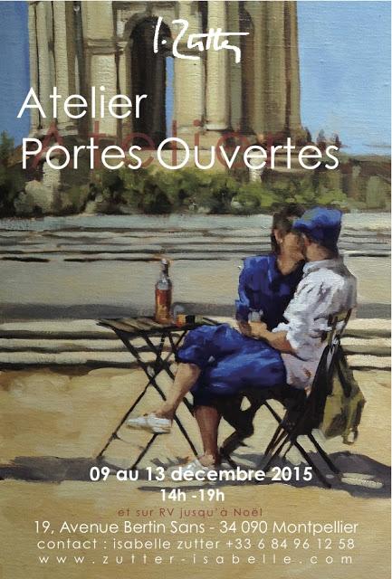 ATELIER PORTES OUVERTES 2015