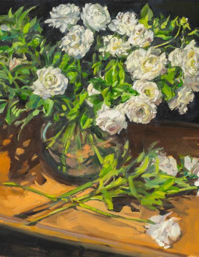 Le bouquet de Lea