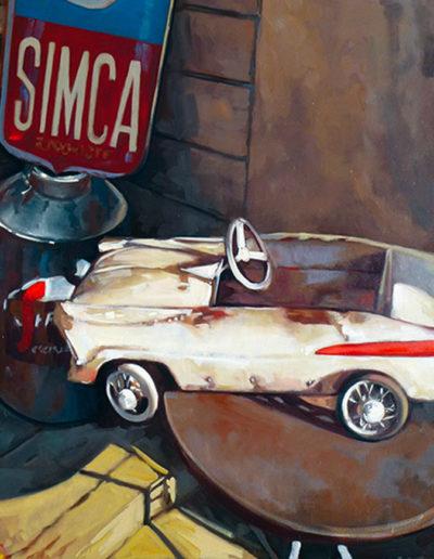 La petite voiture
