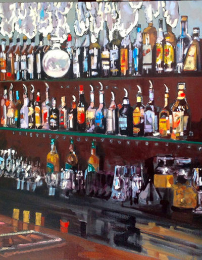Le bar des Bains