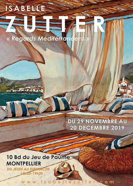 «Regards Méditérranéens» EXPOSITION 2019