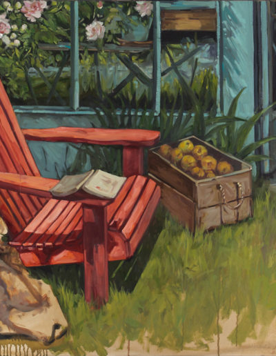 Isabelle Zutter - artiste peintre